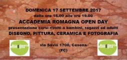Accademia Romagna OPEN DAY